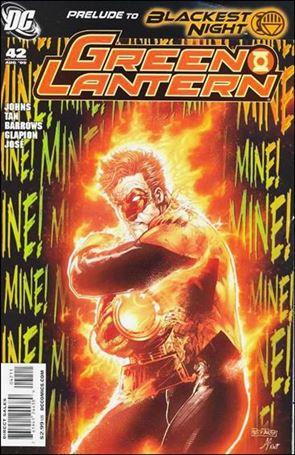Green Lantern (2005) 42-A