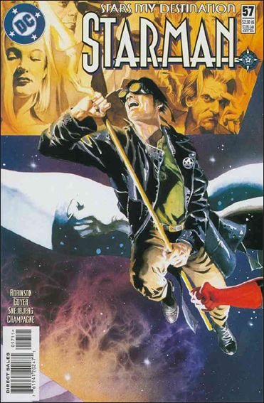 Starman (1994) 57-A by DC