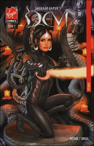 Devi 2-A by Virgin Comics