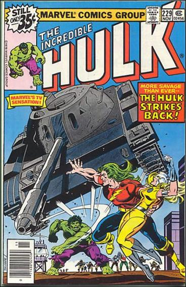 Incredible Hulk (1968) 229-A by Marvel