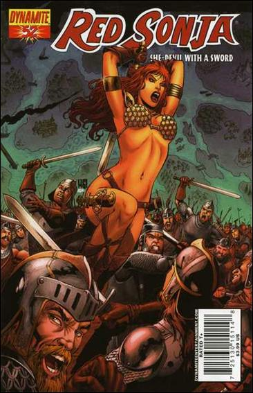 Red Sonja (2005) 52-C by Dynamite Entertainment