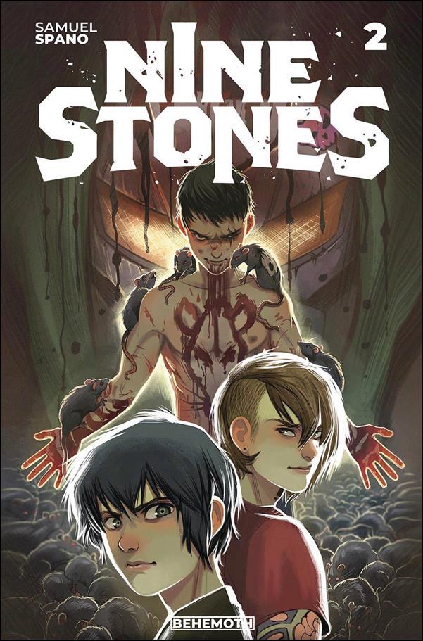 Nine Stones 2-A by Behemoth Comics