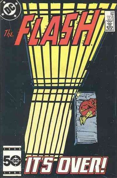 Flash (1959) 349-A by DC