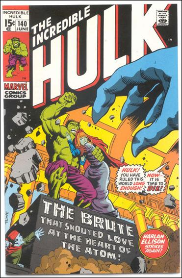 Incredible Hulk (1968) 140-C by Marvel