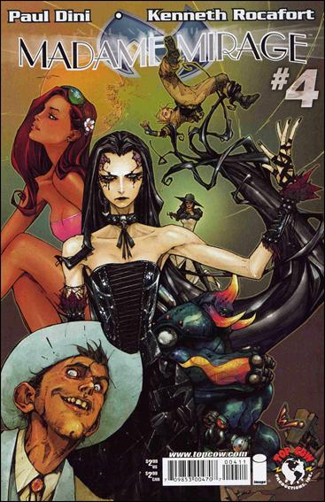 Madame Mirage 4-A by Top Cow