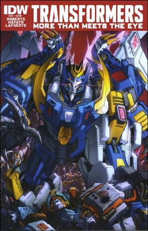 Transformers: More Than Meets the Eye (2012) 39-A