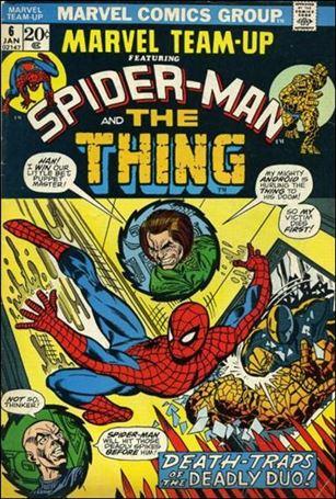 Marvel Team-Up (1972) 6-A