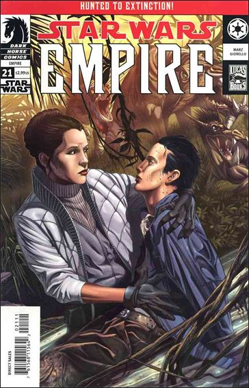 Star Wars: Empire 21-A by Dark Horse