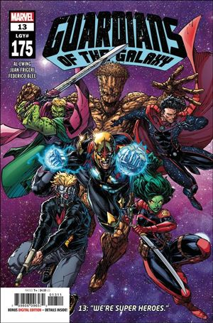 Guardians of the Galaxy (2020) 13-A