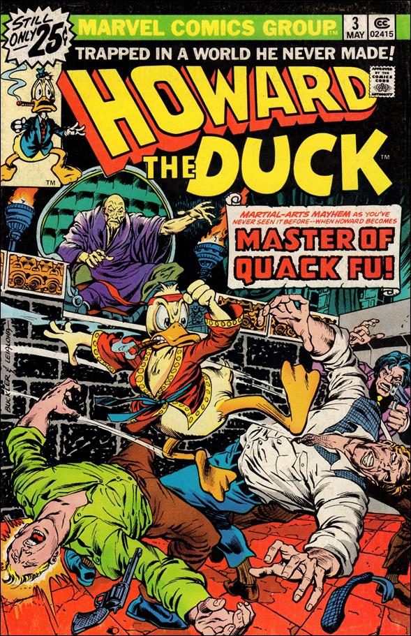 Howard the Duck (1976) 3-A by Marvel