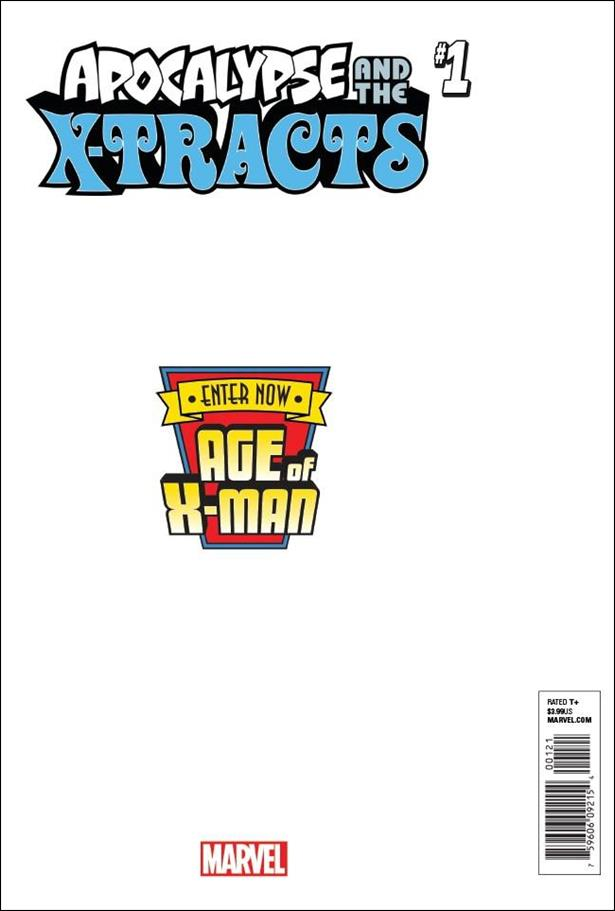 Age of X-Man: Apocalypse and the X-Tracts 1-C by Marvel