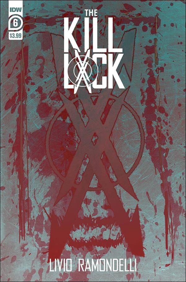Kill Lock 6-A by IDW