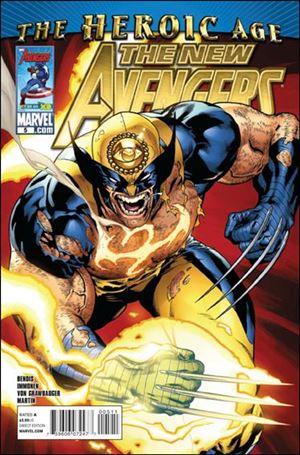 New Avengers (2010) 5-A