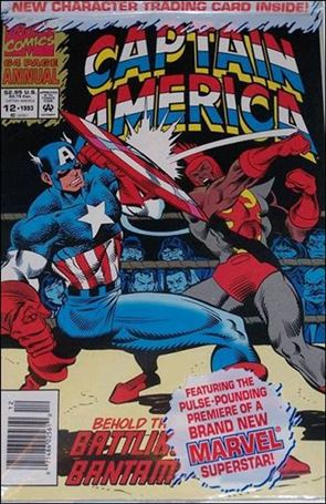 Captain America Annual 12-A
