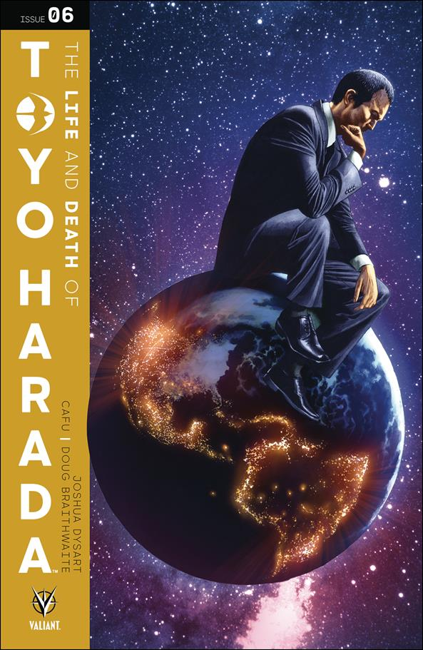 Life and Death of Toyo Harada 6-A by Valiant Entertainment