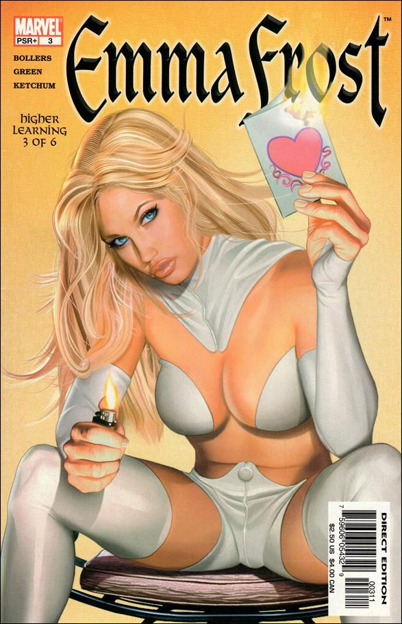 Emma Frost 3-A by Marvel