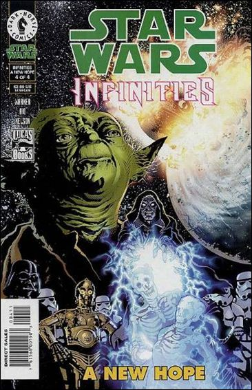 Star Wars: Infinities - A New Hope 4-A by Dark Horse