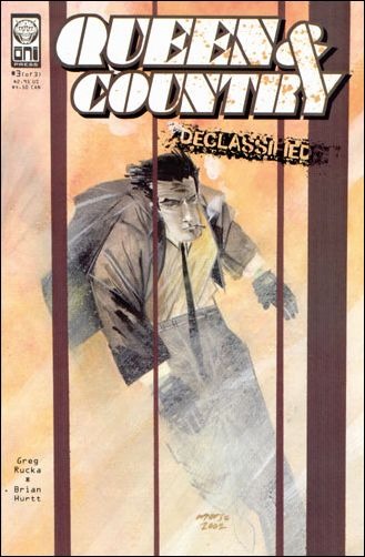 Queen & Country: Declassified (2002) 3-A by Oni Press