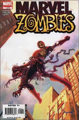 Marvel Zombies (2006) 1-A