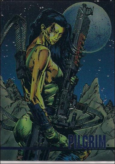 WildStorm: Set 1 (Base Set) 44-A by WildStorm