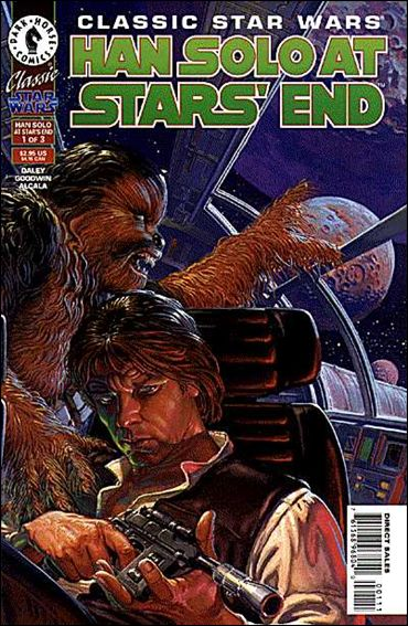 Classic Star Wars: Han Solo at Stars' End 1-A by Dark Horse
