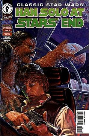 Classic Star Wars: Han Solo at Stars' End 1-A