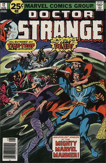 Doctor Strange (1974) 17-A by Marvel