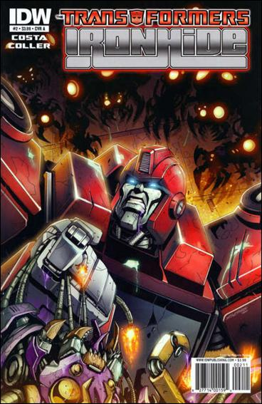 Transformers: Ironhide 2-A by IDW