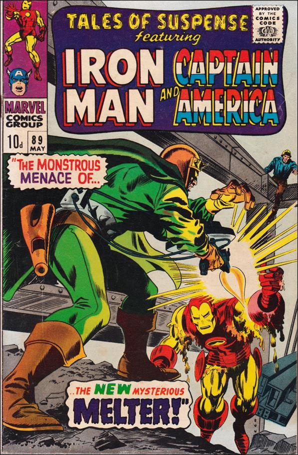 Tales of Suspense (1959) 89-B by Marvel