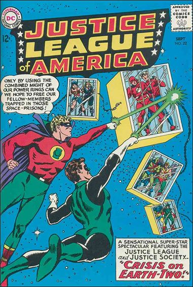 Justice League of America (1960) 22-A by DC