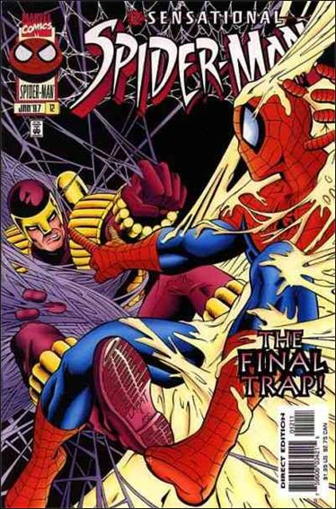 Sensational Spider-Man (1996) 12-A by Marvel