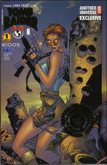Tomb Raider: The Series 1-I by Top Cow