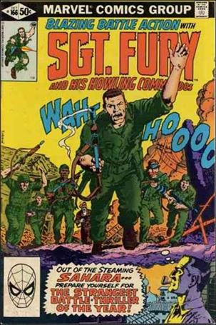 Sgt. Fury and His Howling Commandos 166-A