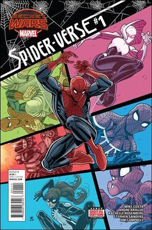 Spider-Verse (2015/07)  1-A