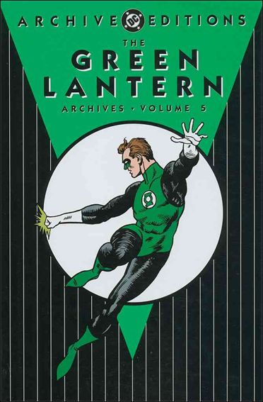 Green Lantern Archives 5-A by DC