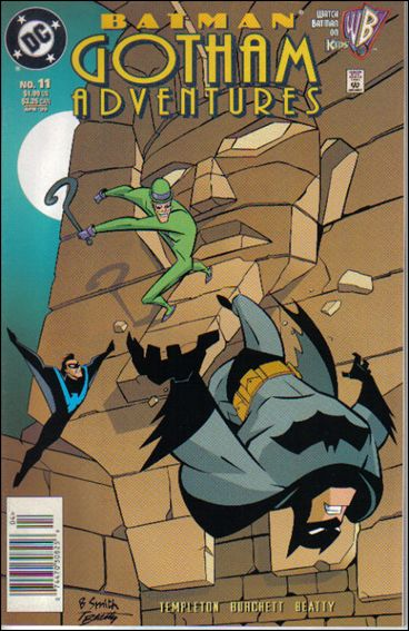 Batman: Gotham Adventures 11-A by DC