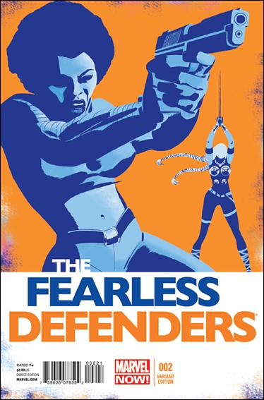 Fearless Defenders 2-B by Marvel
