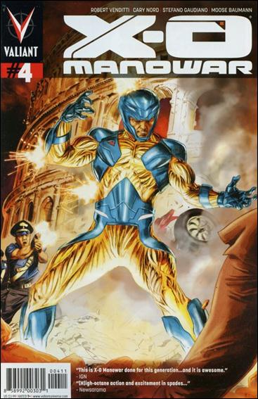 X-O Manowar (2012)  4-A by Valiant Entertainment