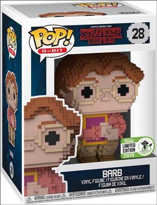 POP! 8-Bit Barb Emerald City Comicon 2018