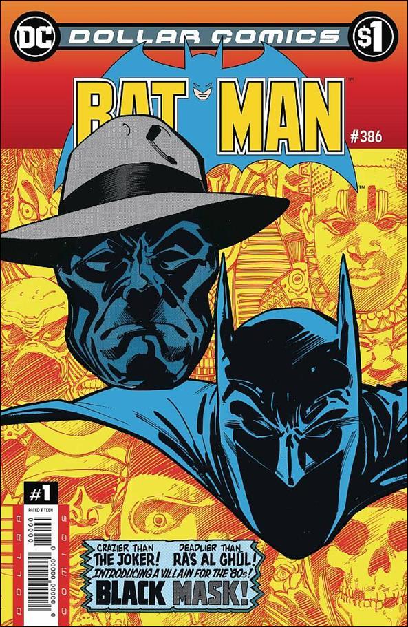 Batman (1940) 386-B by DC