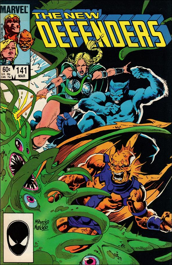 Defenders (1972) 141-A by Marvel