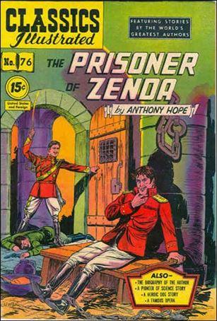 Classic Comics/Classics Illustrated 76-C