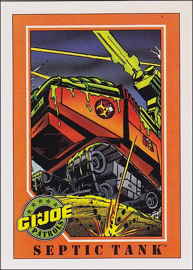 G.I. Joe (Base Set) 6-A by Impel