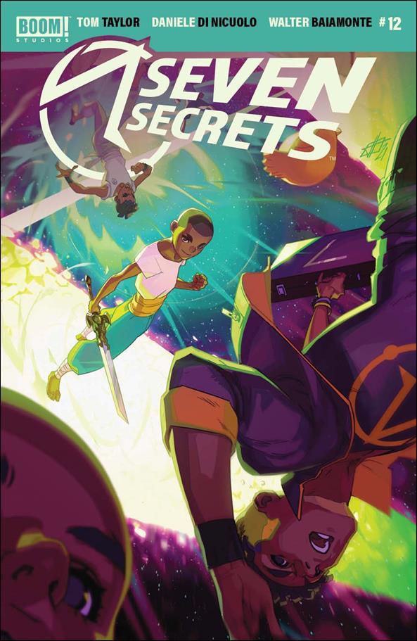 Seven Secrets 12-B by Boom! Studios