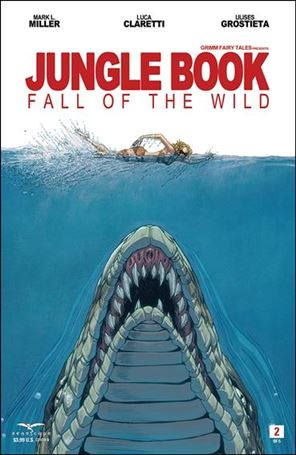 Grimm Fairy Tales Presents Jungle Book: Fall of the Wild 2-B