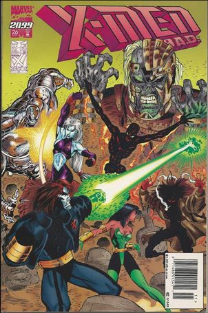 X-Men 2099 26-B
