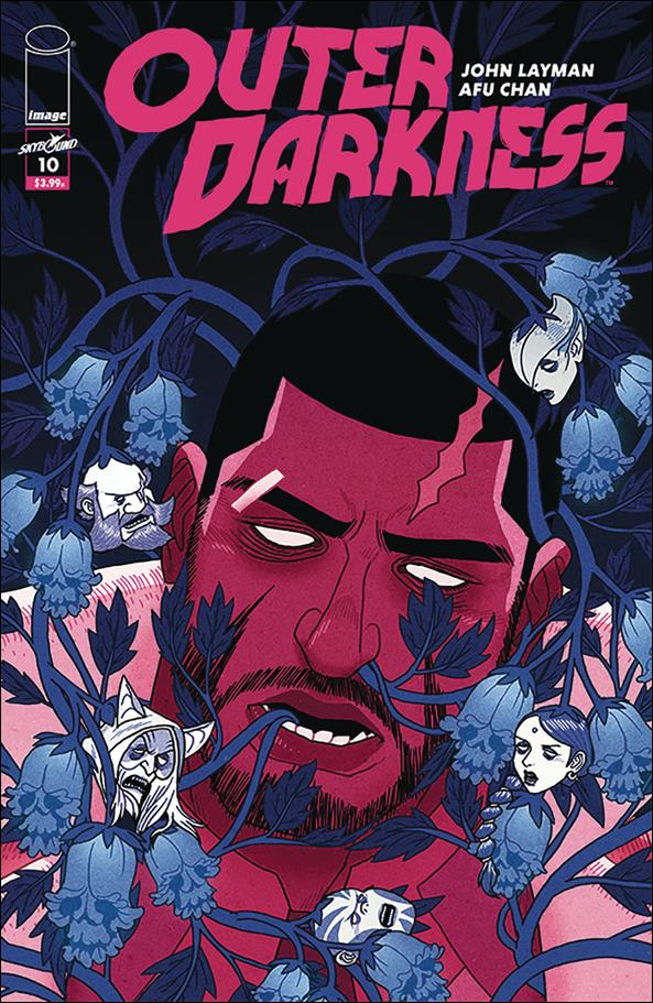 Outer Darkness 10-A by Skybound Entertainment