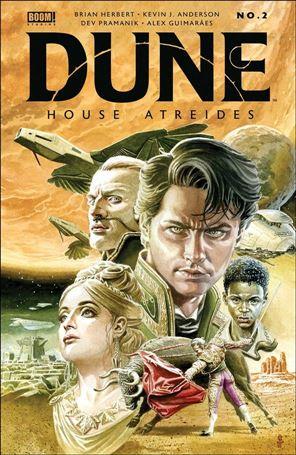 Dune: House Atreides 2-B