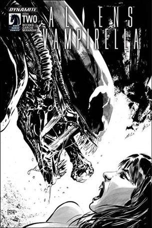 Vampirella/Aliens 2-B