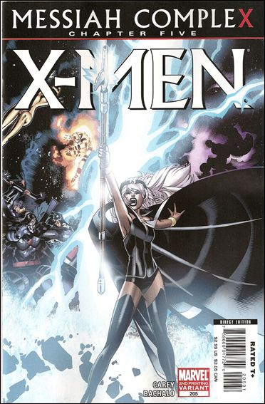 X-Men (1991) 205-C by Marvel